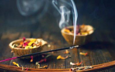 Oficina de Aroma terapia